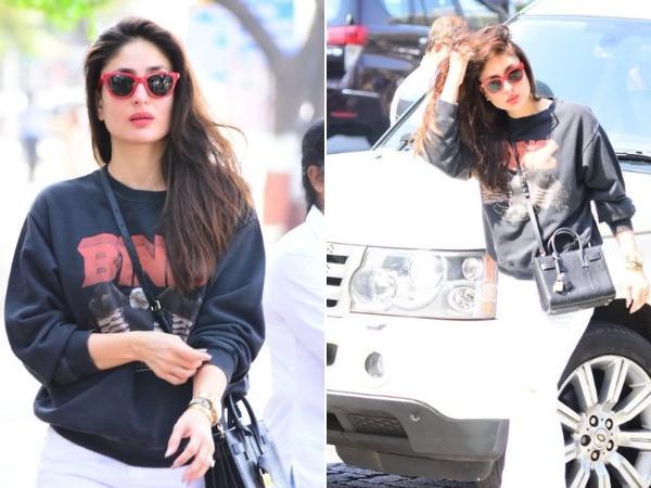 Kareena Kapoor Khan looks stylish