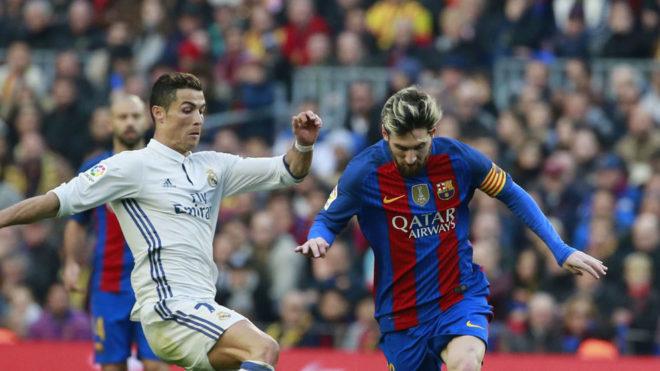 Cristiano Ronaldo on rivalry
