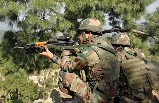 Kashmir's Sunderbani sector